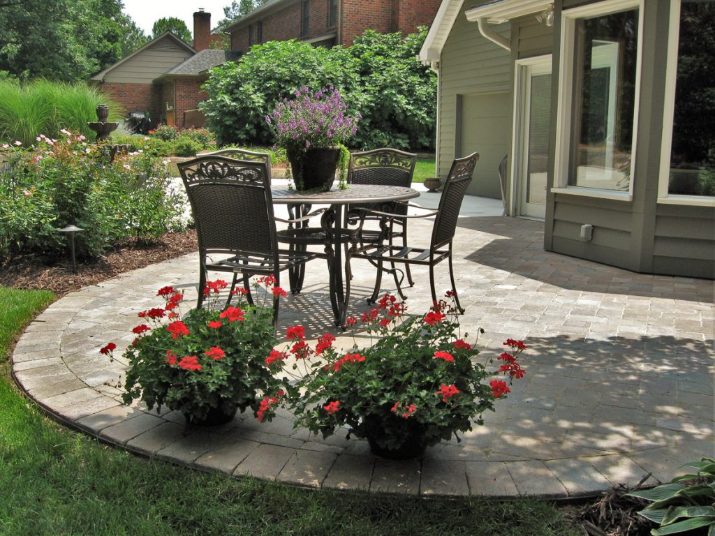 Leis Landscaping Yard : Testimonials triad leisure scapes